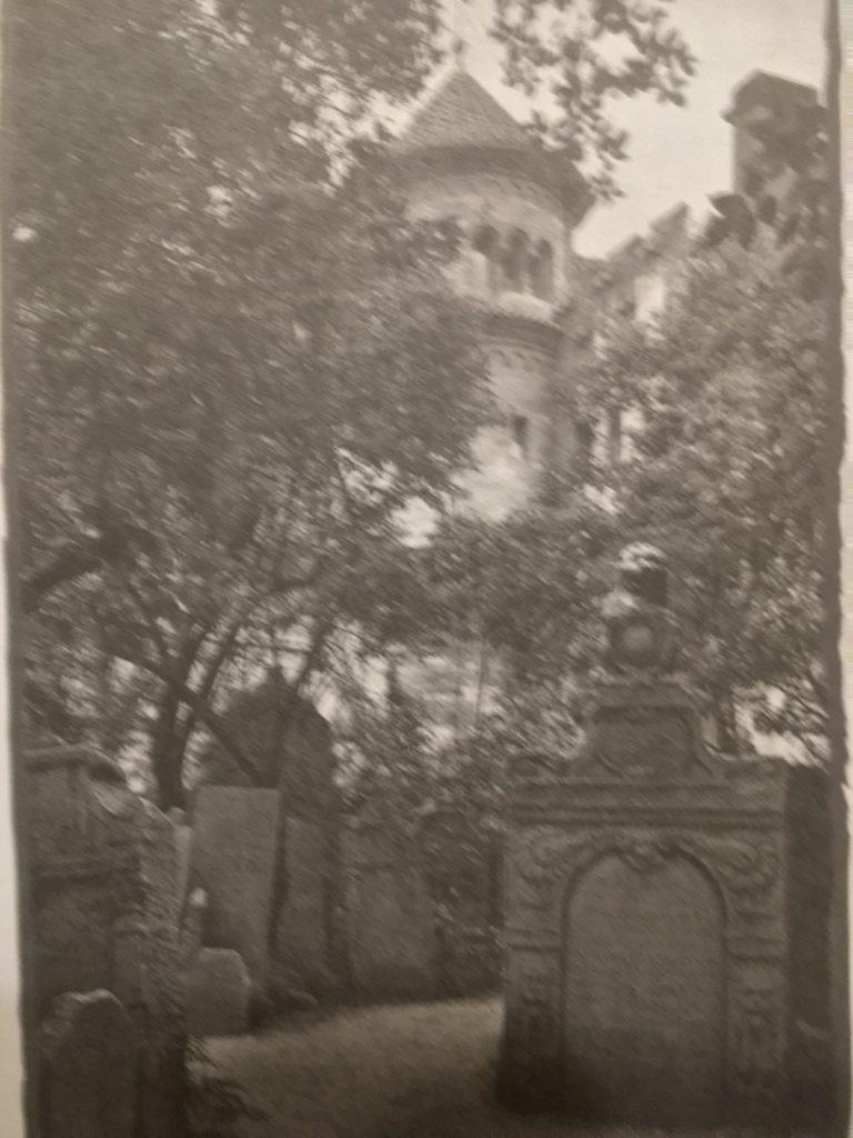 Dr. Freud hat den Privatdetektiv Henry James Cooper in Prag beauftragt, Nachforschungen über den Hintergrund der Golem-Geschichte anzustellen. Es gab vor einigen Wochen in Berlin einen Zwischenfall, der ihm keine Ruhe lässt.